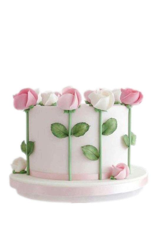 bánh sinh nhật hoa hồng tặng bạn gái