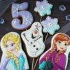 Bánh cookie Nữ hoàng băng giá