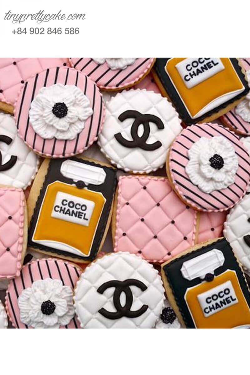 Bánh cookie túi xách sang trọng