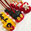 Set 12 bánh cakepop tạo hình những nhân vật Mickey để trang trí tiệc sinh nhật cho các bé