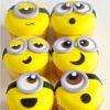 Set 6 Cupcake Minion ngộ nghĩnh mừng sinh nhật các bé