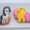 Set 2 Cookie hình chú Unicorn độc đáo dành tặng sinh nhật các bé gái