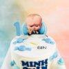 bánh kem hình Boss Baby