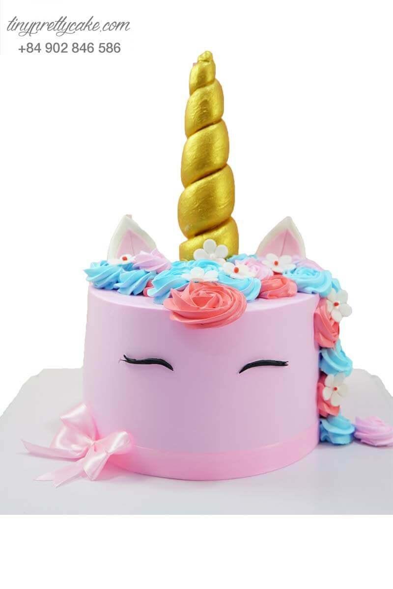 bánh sinh nhật kỳ lân