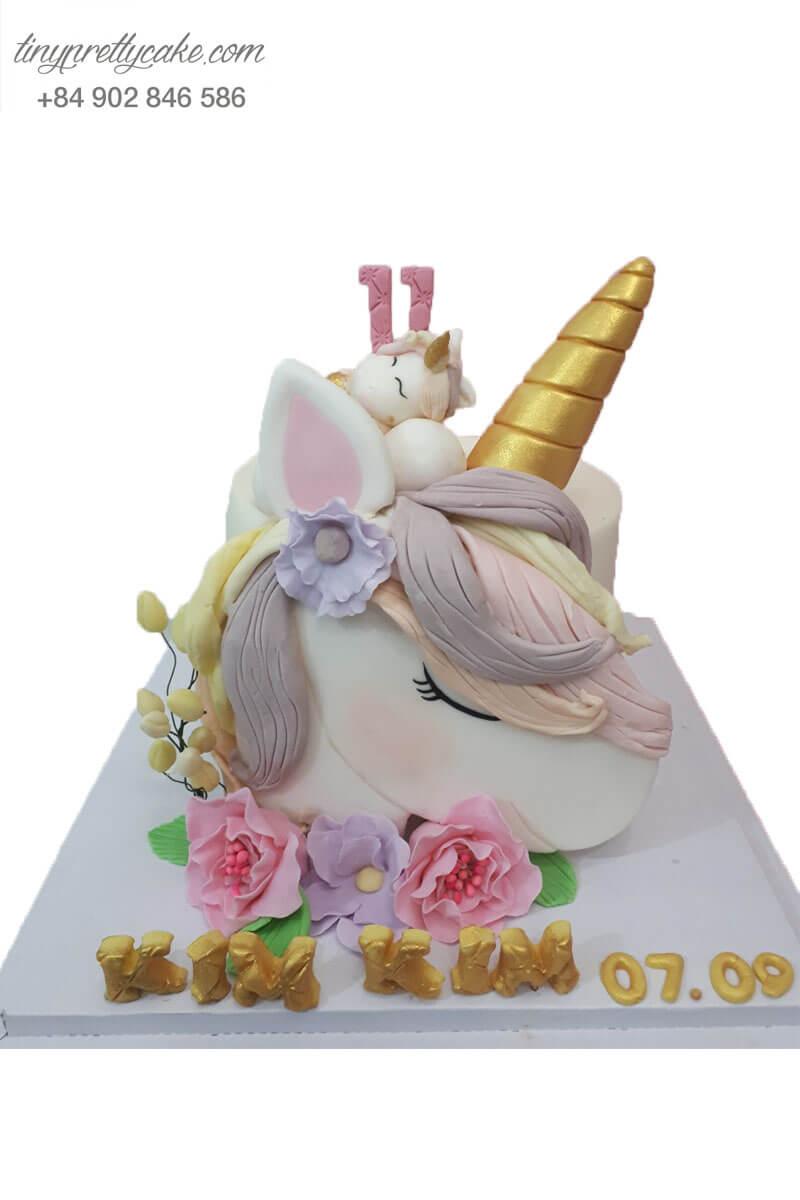 bánh kem unicorn đẹp nhất