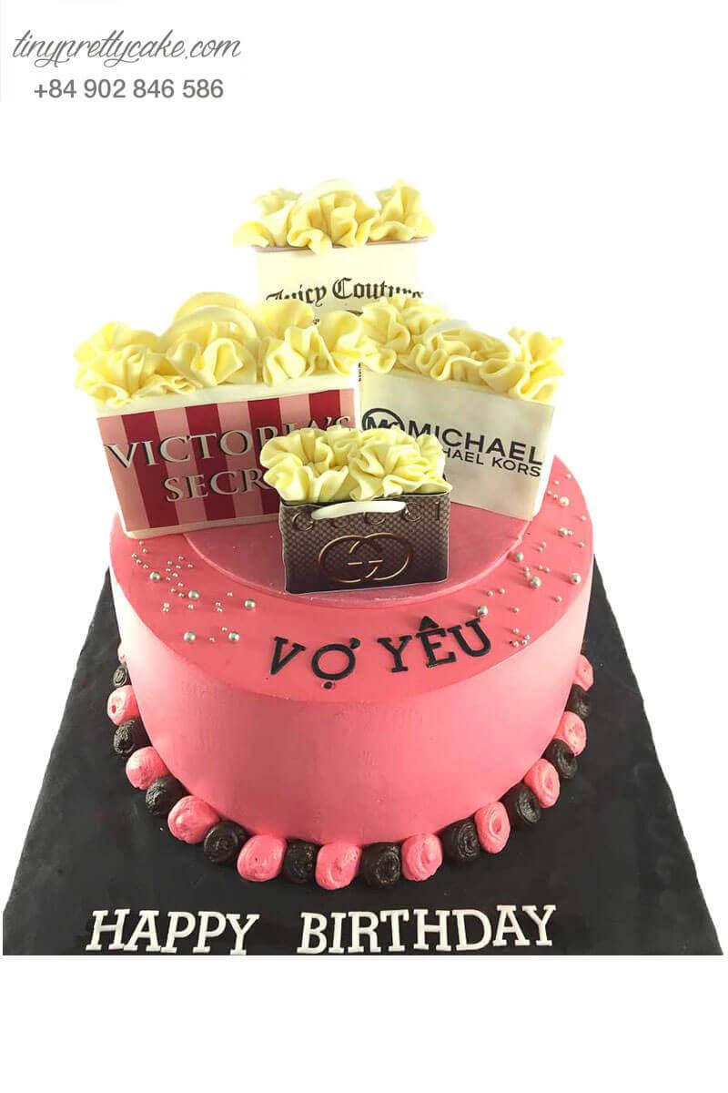 bánh sinh nhật cho vợ yêu