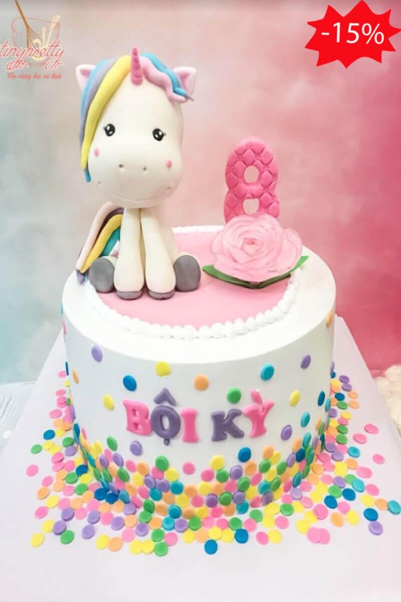 bánh sinh nhật unicorn đẹp nhất